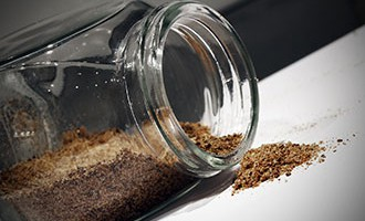 GROUND VANILLA POWDER